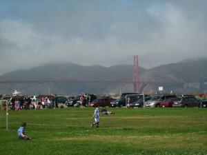 Wochenende in San Francisco