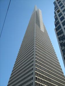 TransAm-Pyramid-Building