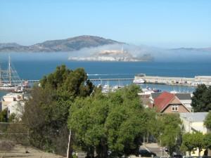 ...auf Alcatraz