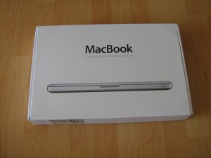 neues MacBook