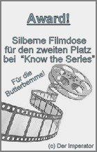 2. Platz - Known the Series? Der Imperator